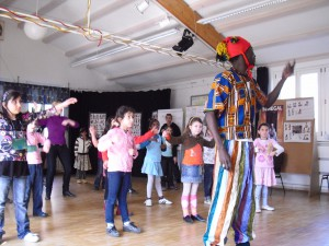Kinder-Tanzworkshop in Hannover